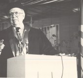 Doctorado Honoris Causa de la Universidad Metropolitana, Caracas, 1989