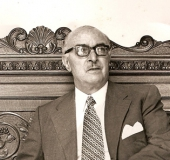 Pedro Grases en En la Sociedad Bolivariana, Caracas