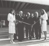 Acto inaugural de la Biblioteca Pedro Grases, Universidad Metropolitana